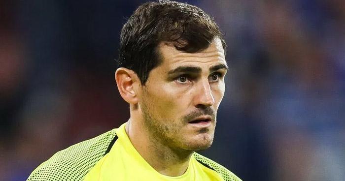 Iker Casillas hospitalizado de emergencia tras sufrir un infarto
