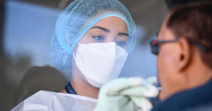 261 nuevos contagios y 11 fallecidos por COVID-19 en El Salvador