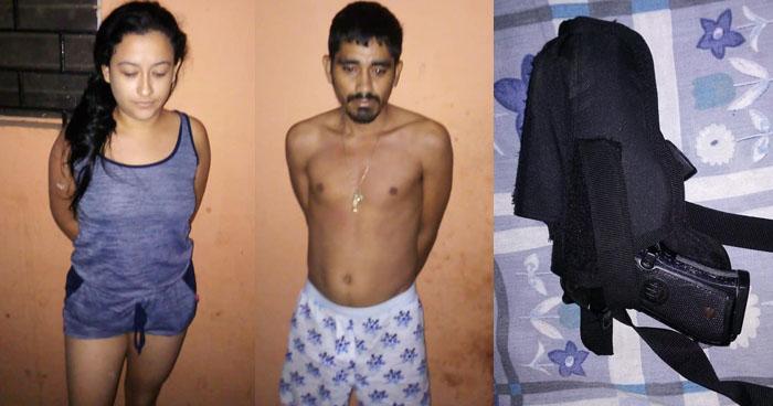 Pandilleros que operaban en Santa Tecla fueron capturados durante operativo