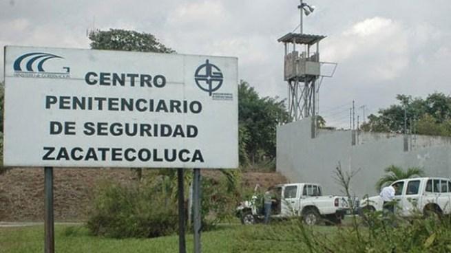 Denuncian actos de corrupción de seguridad pública tras anomalías en penal de Zacatecoluca