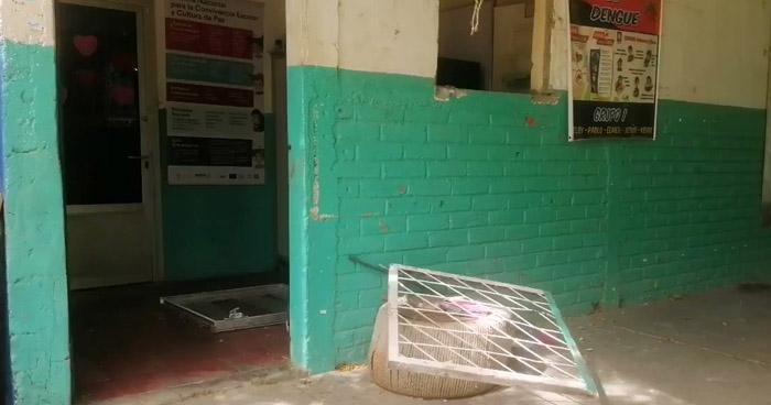 Delincuentes irrumpen y hurtan en centro escolar de San Miguel