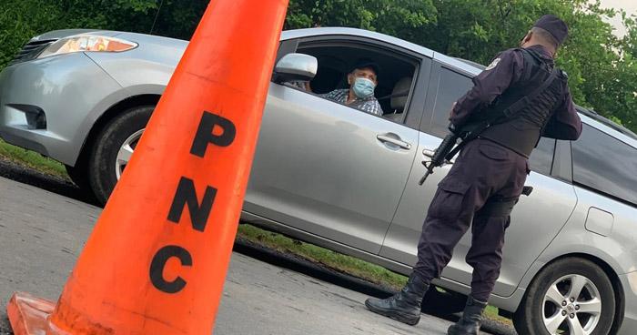 Instalan cerco sanitario en Santa Rosa de Lima por aumento de casos de COVID-19