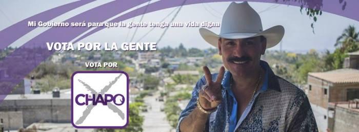"""El Chapo de Sinaloa"" de la música a la política"