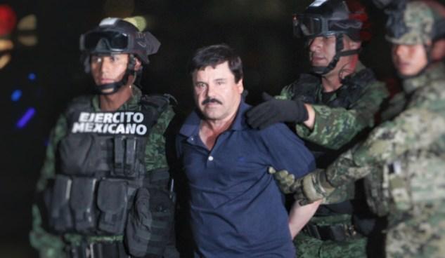 Estados Unidos no ha encontrado ningún dólar ilícito por parte del Chapo
