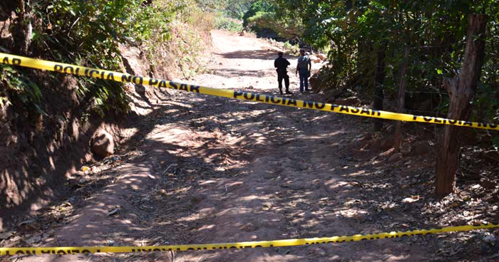 Pandilleros asesinan al padre, madre y hermana de un agente de la PNC en Morazán