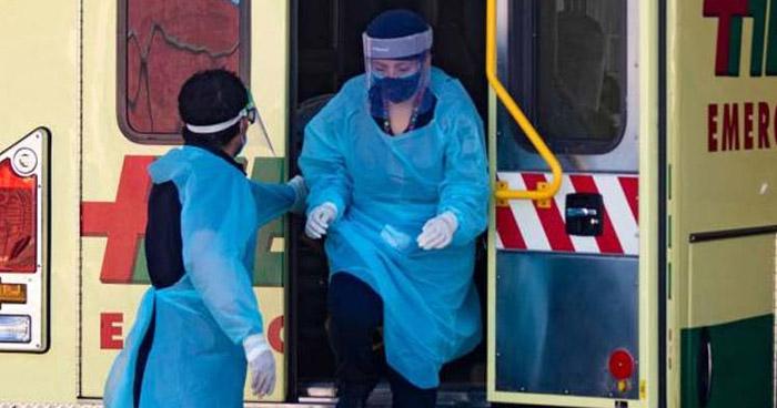 Chile registra más de 3 mil nuevos contagios y 31 muertes por COVID-19