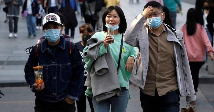 China sin registrar muertes por COVID-19 en las últimas 24 horas