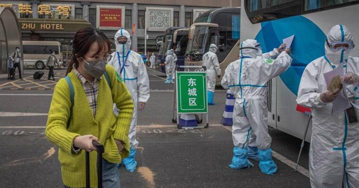 China sin registrar nuevos contagios de COVID-19 por primera vez desde el inicio de la pandemia
