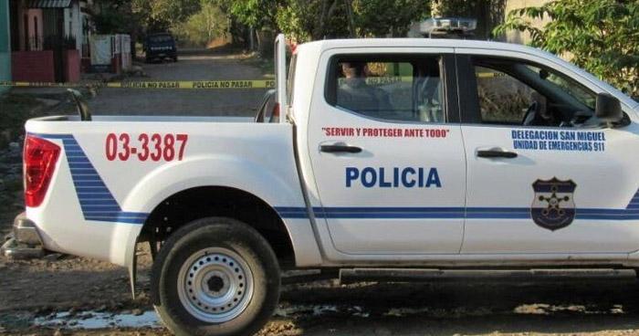 Albañil asesinado cuando se dirigía a trabajar en San Miguel