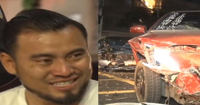 Conductor ebrio provoca accidente y deja a tres personas lesionadas