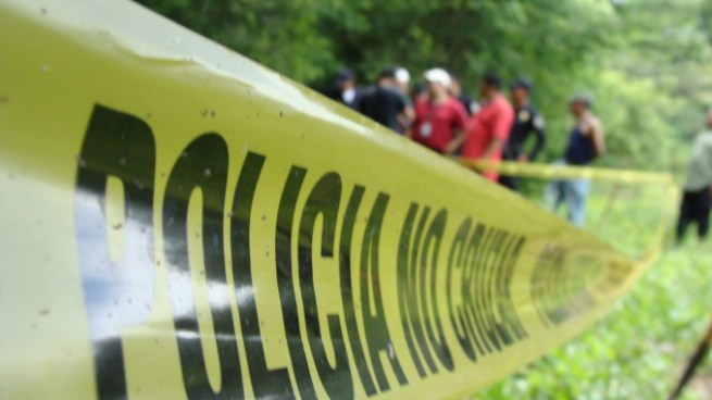 Sujetos encapuchados robaron y mataron a balazos a 2 jovenes en Ahuachapan