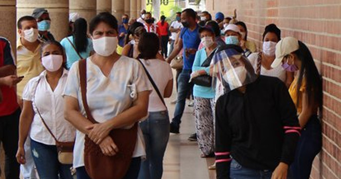 Colombia registra el número más alto de muertes a causa de COVID-19