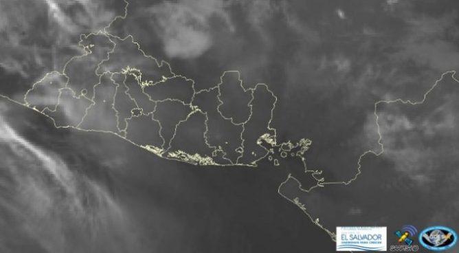 Ingreso de Flujo del Este influenciara tormentas aisladas para esta tarde