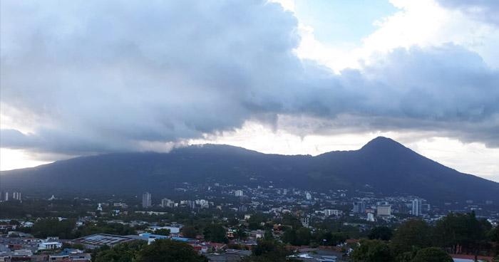 Onda Tropical sobre el territorio influenciará lluvias con actividad eléctrica para esta tarde