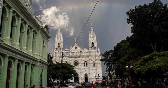Vaguada sobre el territorio generara nubes con lluvias y tormentas aisladas