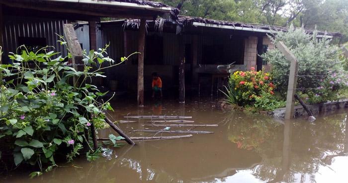 Tormenta Tropical Michael generará abundantes lluvias tipo temporal en todo el país