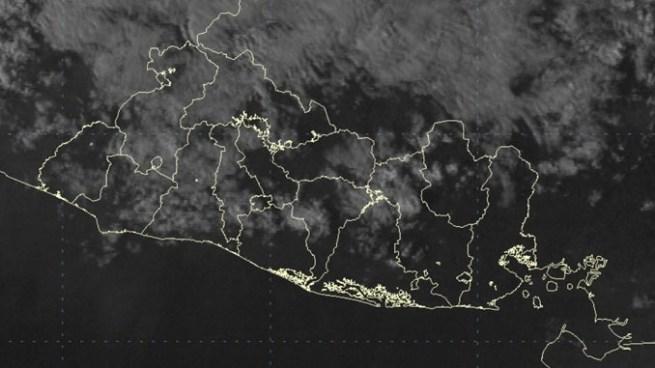 Poca nubosidad sin descartar precipitaciones aisladas en la zona oriental del país
