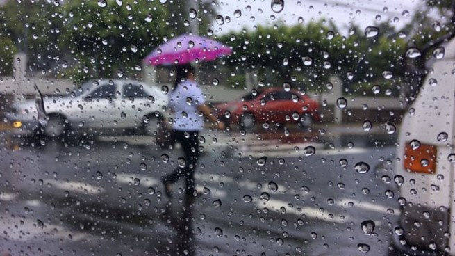 Alta probabilidad de lluvias para hoy principalmente en la zona occidental y oriental del país