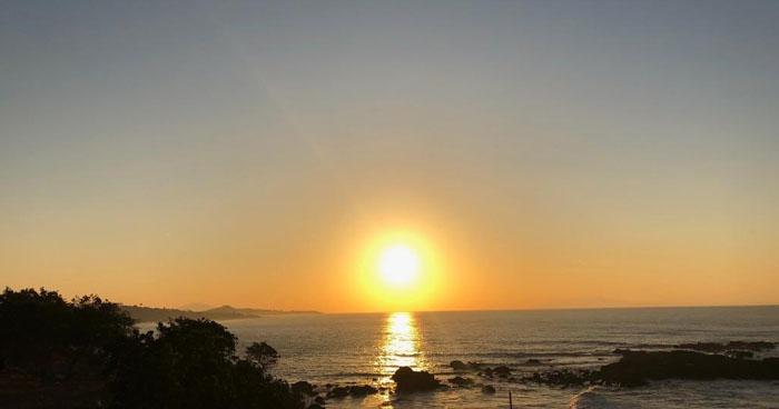 El ambiente estará muy cálido durante el día y fresco en horas de la madrugada
