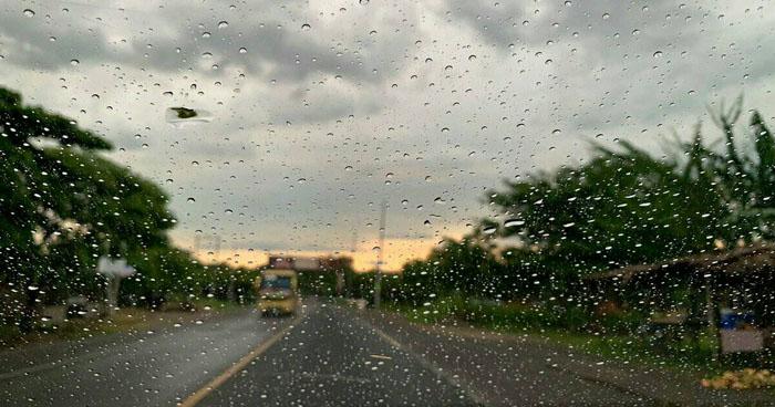 Probabilidad de lluvias para finales de la tarde al norte del territorio y zona oriental