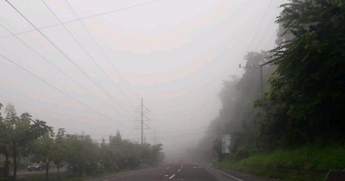 Onda Tropical influenciará lluvias fuertes sobre el territorio nacional