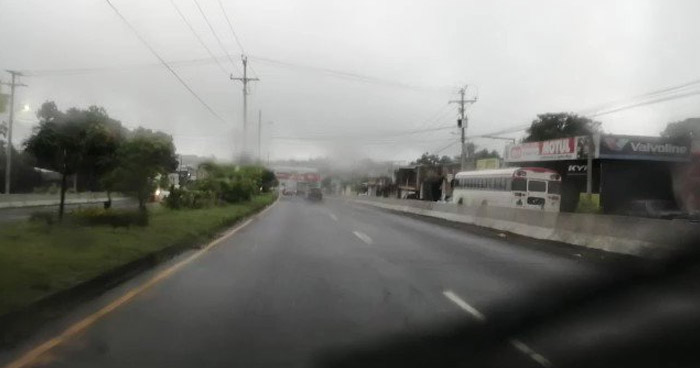 Tormenta tropical Gamma influenciará concentración de humedad en el oriente del país