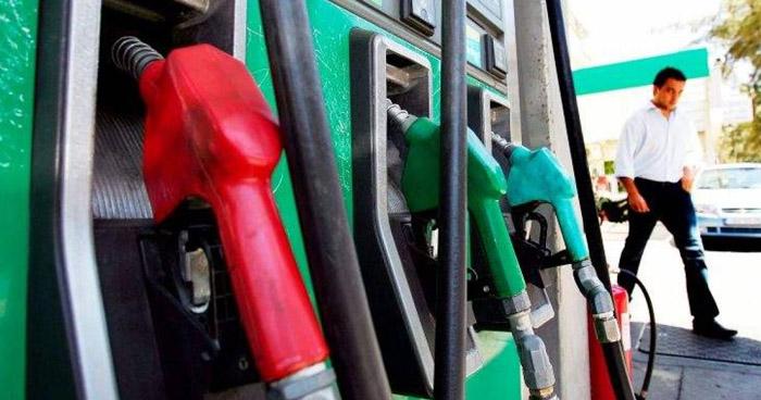 Leve baja en los precios de los combustibles para esta quincena