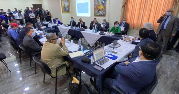 """Diputados piden al Gobierno manejo """"discrecional"""" de fondos durante emergencia por COVID-19"""