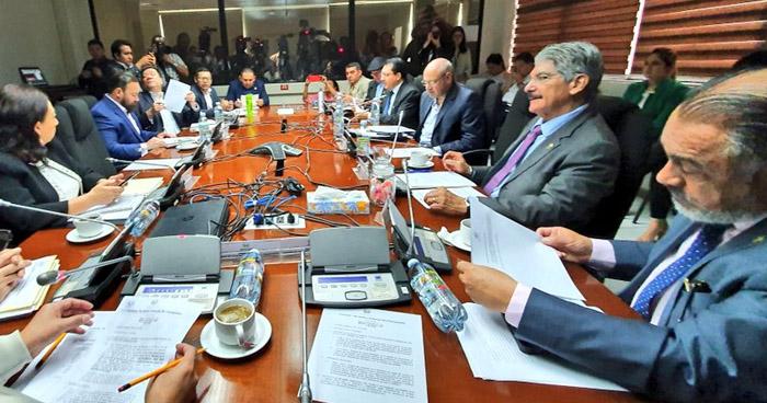 Préstamo de $109 millones será discutido hasta el lunes en Comisión de Hacienda