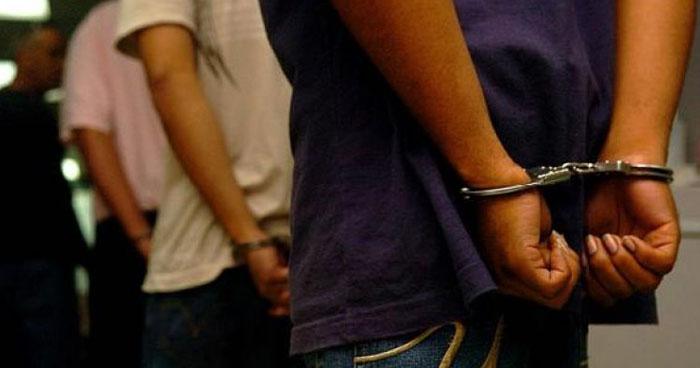 Imponen pena de cárcel a tres mujeres que aceptaron haber extorsionado a una persona en San Miguel