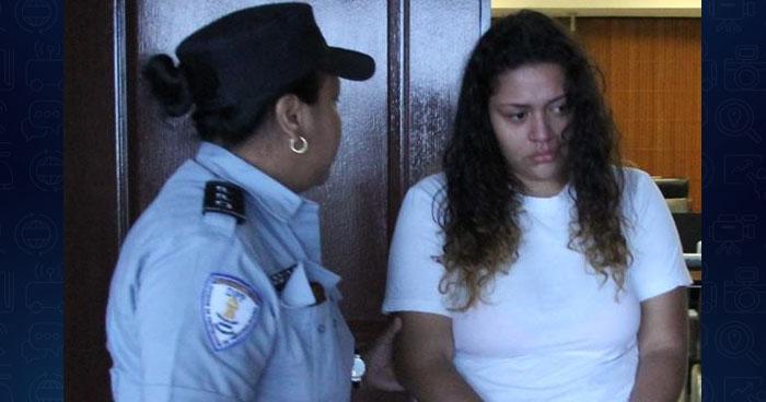 10 años de cárcel para mujer que asesinó su hija recién nacida en Cuscatancingo