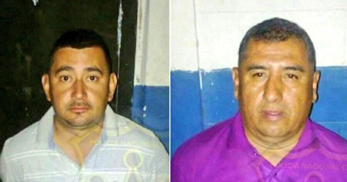 Narcotraficantes de Metapán fueron condenados a 10 años de cárcel