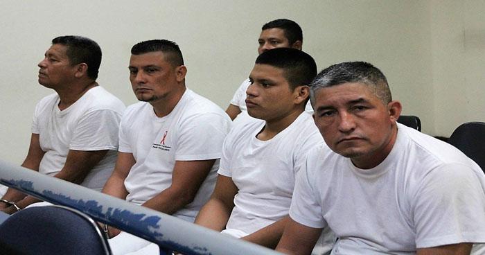 Hermano de alcalde guatemalteco y un ecuatoriano, entre los sentenciados a prisión en El Salvador por narcotráfico