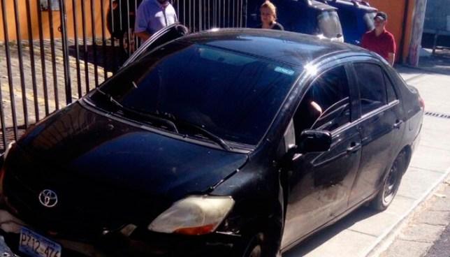 Conductora en estado de ebriedad es detenida tras provocar un triple choque en el Paseo General Escalón