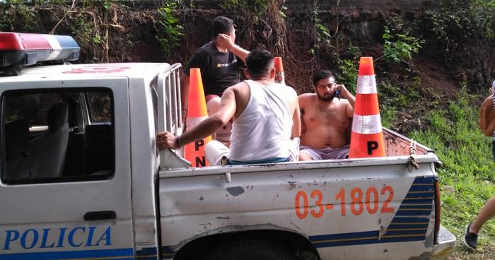 Más de 80 conductores temerarios fueron detenidos durante el periodo vacacional de Agosto