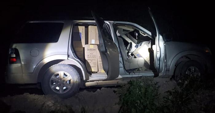 Contrabandistas disparan contra militares en Metapán, Santa Ana