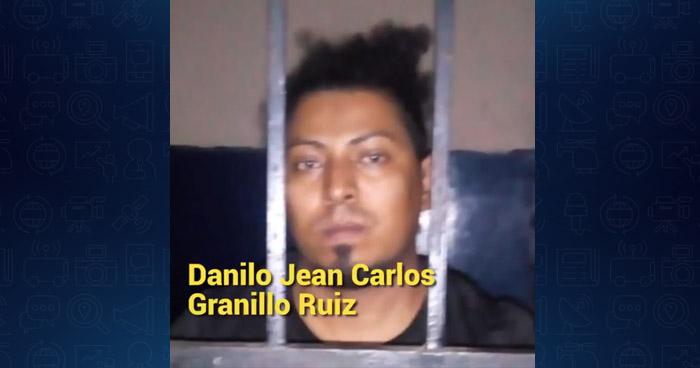 Detienen a contrabandista durante control vehícular en frontera San Cristobal
