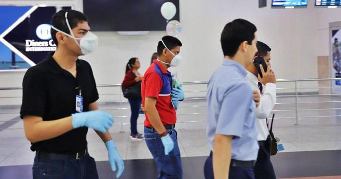 """Decretan nuevas medidas en Ecuador para frenar avance del """"Coronavirus"""""""