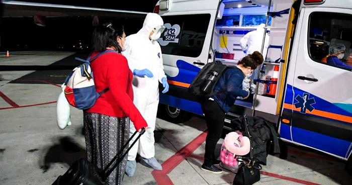 Coronavirus: Salvadoreñas procedentes de China fueron enviadas a cuarentena