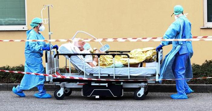 Italia registra record de 250 muertes por Coronavirus en 24 horas