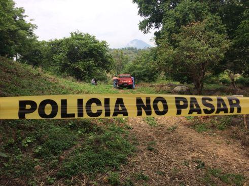 Presuntos pandilleros asesinaron a corralero de 62 años en San Vicente