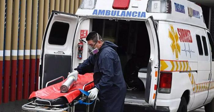 America Latina y El Caribe supera los 580 mil decesos confirmados por COVID-19