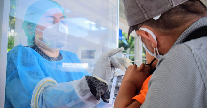 Salud confirma 9 fallecidos por COVID-19 en las últimas 24 horas