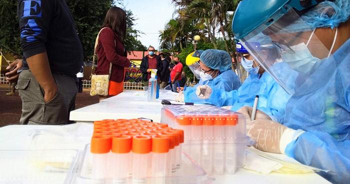 184 nuevos casos de COVID-19 se detectaron el Jueves en El Salvador