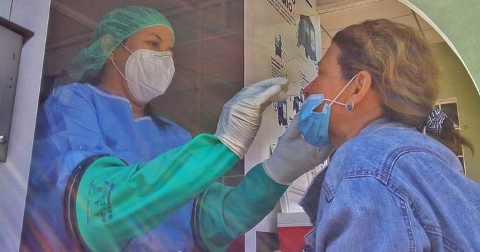 168 nuevos casos de COVID-19 detectados el miércoles en El Salvador