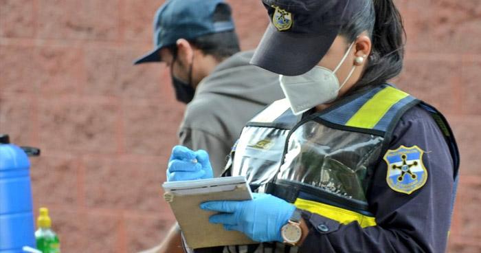 32 fallecidos y más de 1.000 contagiados de COVID-19 registra la PNC