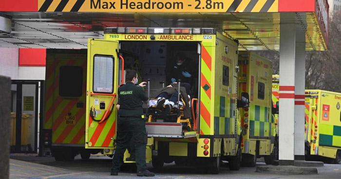 Reino Unido registra nuevo récord de muertes por COVID-19 en 24 horas