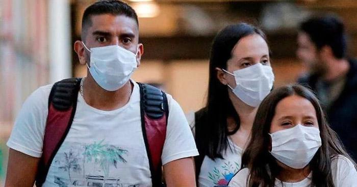 """Chile pone en cuarentena a 7 comunas en Santiago por """"Coronavirus"""""""