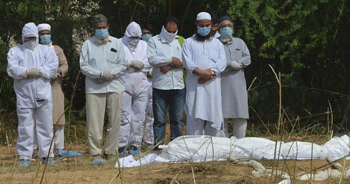 India es el tercer país del mundo más afectado por la pandemia de COVID-19