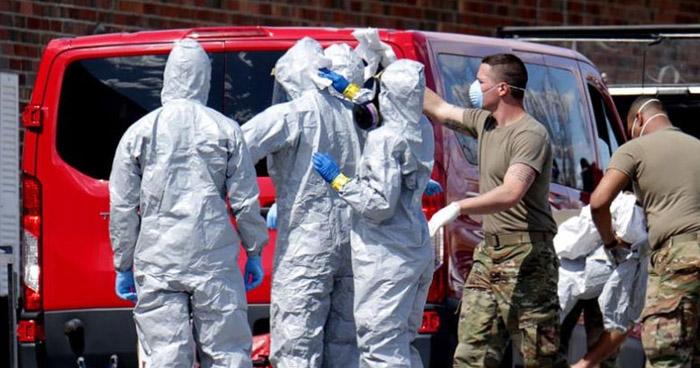 Reino Unido registra más 800 muertes por COVID-19 en las últimas 24 horas